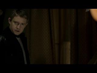 """Шерлок Холмс/Sherlock/сериал 2009-2012 1 сезон 1 серия """"Этюд в розовых тонах"""" (Озвучка Первого канала) 1.1"""